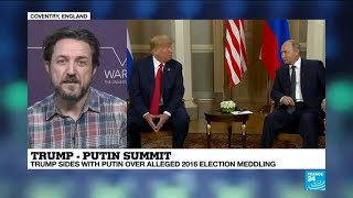 Putin talks put Trump
