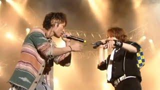イナズマロックフェスにて UVERworldのTAKUYA∞と abingdon boys school...
