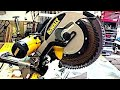 Dewalt DWS 779/780 miter saw review/setup