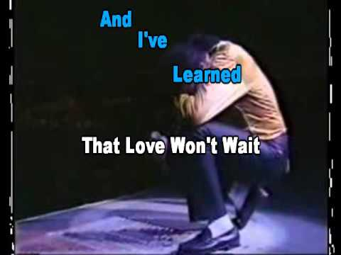She's out of my life - Michael Jackson [karaoke]
