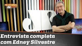 Entrevista completa com o jornalista Edney Silvestre