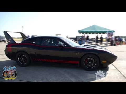 """Top Speed For 2015 Corvette - Joel Highsmith's 194mph Superbird """"Grizz"""""""