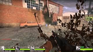 left 4 dead 2 El Sacrificio - versus de tank (Loquendo)