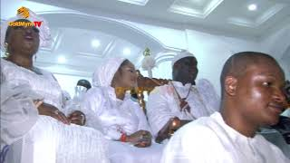 OONI OF IFE PRAYS FOR ALL AT AJE FESTIVAL 2020