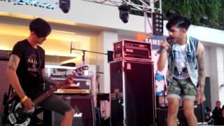Killing Me Inside - The Tormented @Summarecon Mal Bekasi