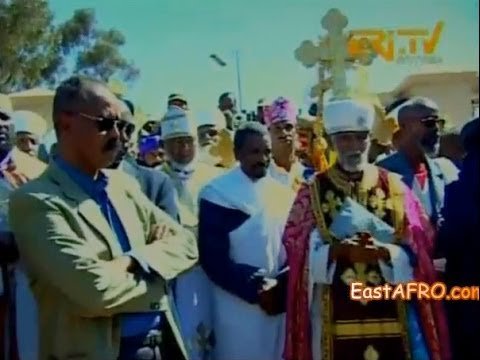 "Eritrea: Major General ""Wuchu"" Army Chief of Staff State Funeral 