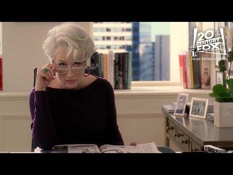 The Devil Wears Prada   Miranda's Most Savage Moments   20th Century FOX