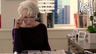 The Devil Wears Prada | Miranda