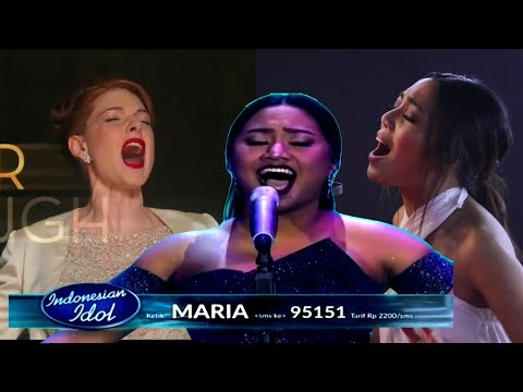 The Greatest Showman Never enough - Loren Allred Feat.  Maria Indonesian Idol & Jona