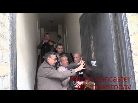 RAW Graham Phillips & I get physically removed when trying to visit London's Stepan Bandera museum