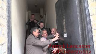 RAW Graham Phillips & I get physically removed when trying to visit London