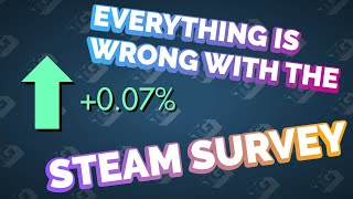 Is the Steam Hardware Survey even USEFUL?