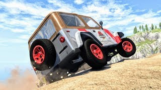 Off Road Crashes & Fails #1 – BeamNG Drive