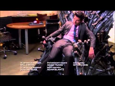Top 10 Funniest   Parks and Recreation Moments   from YouTube