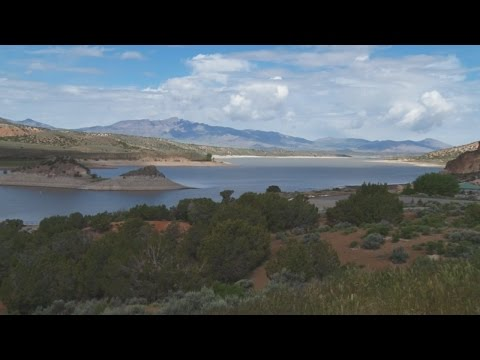 Yuba Lake - Juab County, South Cottonwood Road - BF Goodrich Tires - A Tribute to Don Dunwell