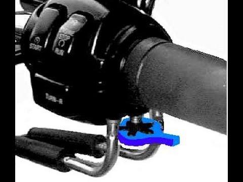 harley davidson klever lever customer review aka speed cruise rh youtube com harley davidson cruise control module harley davidson cruise control cable