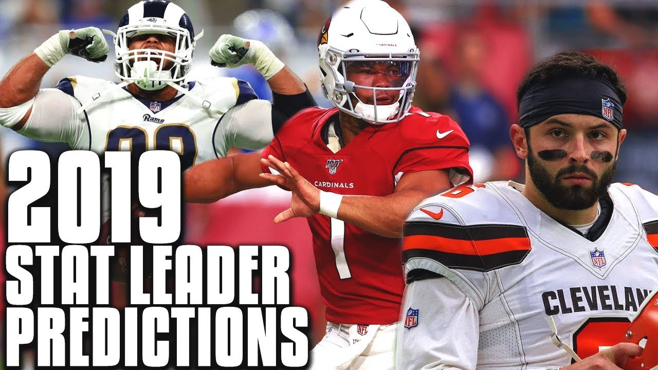 NFL 2019: What players led the league in major stats categories?