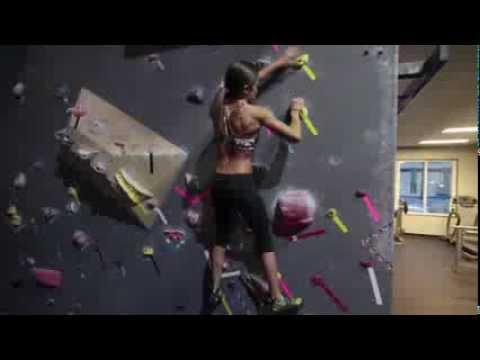 Kacy Catanzaro American Ninja Warrior 6 Submission Video