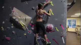 Kacy Catanzaro American Ninja Warrior 6 Submission Video