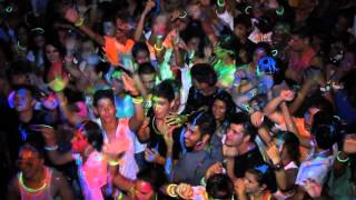"PAINT GLOW PARTY 01 AGOSTO 2012 @KADOC "" PORTUGAL LARGEST PAINT PARTY """