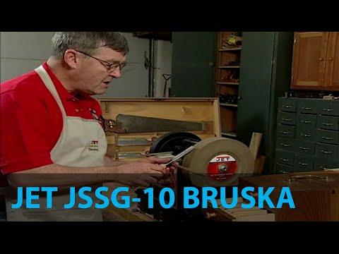 JET JSSG-10 Bruska na nástroje