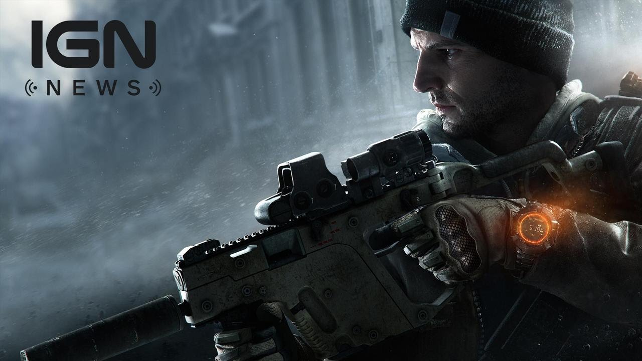The Division Update 1.5 PS4 Release Date Announced - IGN News