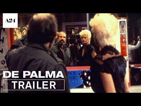De Palma   Official Trailer HD   A24
