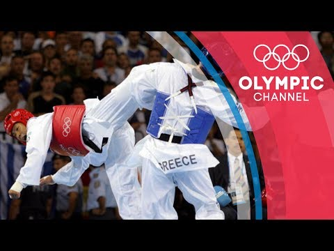 A Roundhouse Kick Knockout to Win Olympic Gold | Throwback Thursday Mp3