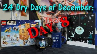 24 Dry Days of December - Day 8 - Zest Wishes and MORE Lego!