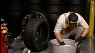 Fitting Operations - Official Pirelli Run-Flat Tire Instruction(Fitting Operation with a Table Top machine using Roller Arm Depressor and Profile Arm. Official Pirelli Run-Flat Mounting and Dis-Mounting Instructions., 2010-11-18T18:58:13.000Z)