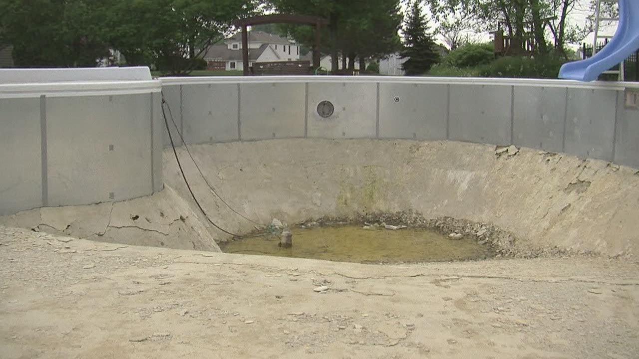 Pool Installation Problems