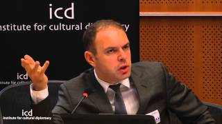 Fabrice Serodes, Department of Education, Ministry of Foreign Affairs of France
