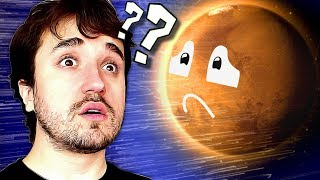 5 REASONS TO DON'T GO TO MARS!