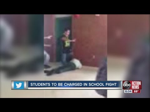 Seven To Be Charged In George Jenkins High School Brawl