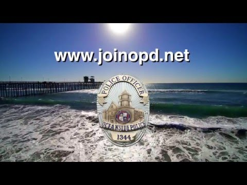 Oceanside Police Department Video