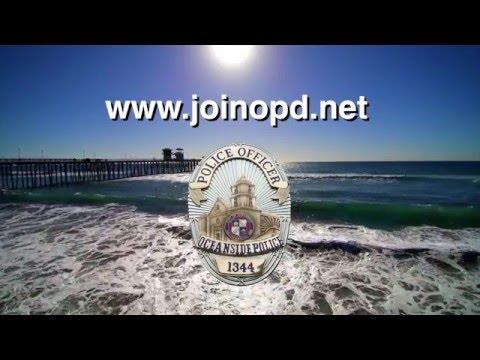 Oceanside Police Department Video