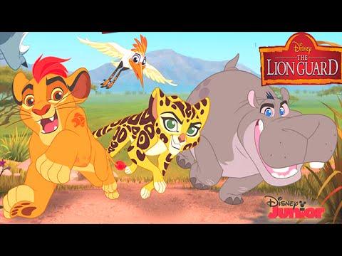 The Lion Guard: The Grasslands – The Disney Junior Game!