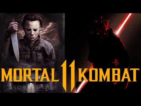 MORTAL KOMBAT 11 - KOMBAT PACK 2 CHARACTER WISHLIST! |