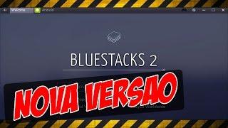 Como usar o novo Bluestacks 2 (Todos os detalhes) #TUTORIAL