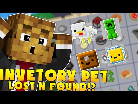 [1.8.9] Inventory Pets Mod Download | Minecraft Forum