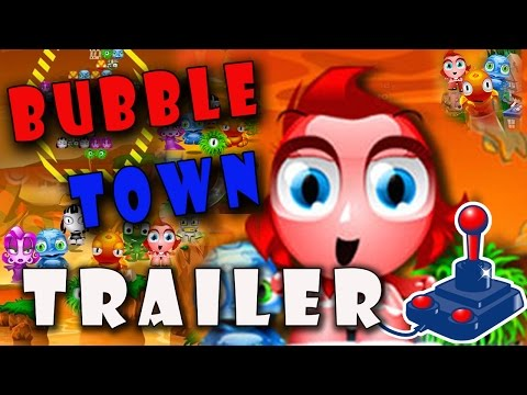 Bubble Town Match 3 Puzzle Game | FreeGamePick