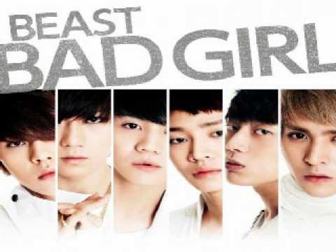 [ MP3 ] B2ST - BAD GIRL(JAPANESE VERSION)