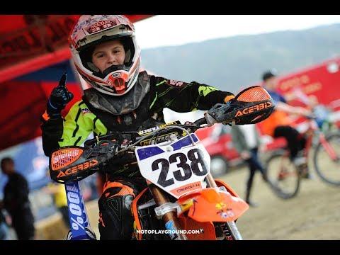 Dangerboy Deegan 238 - The best mini motocross rider of 2017