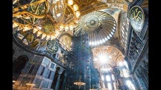 【トルコひとりたび4】イスタンブールの名所「アヤソフィア」をお写んぽ!並んででも入りたい美しい建築!!