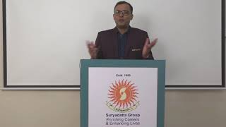 Suryans Speak -  Suryadatta Alumni Mr. Prince