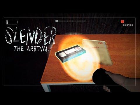 НИКОГДА не СМОТРИ эту КАССЕТУ. Slender:The Arrival #4 [ХОРРОР ПЕРЕД СНОМ]