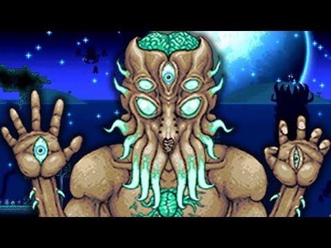The Moonlord | Terraria