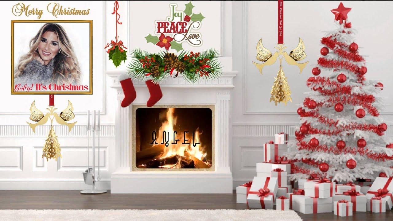 Jesse James Decker *☆* Baby ❣ It\'s Christmas - YouTube