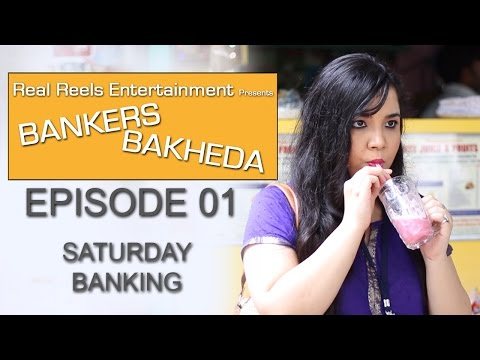 Bankers Bakheda | Episode 01 | Saturday Banking