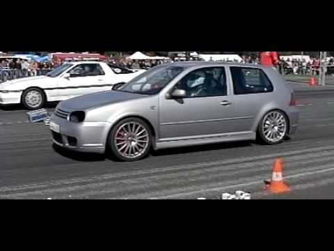 golf 4 slow motion vom start des r32 biturbo 4motion youtube. Black Bedroom Furniture Sets. Home Design Ideas